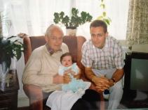 Grandpa John, circa '94
