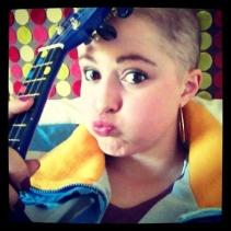 learning the uke.