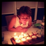 Happy Birthday to my best friend and gorgeous mother!