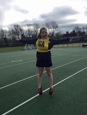 Netball Cuppers Tournament
